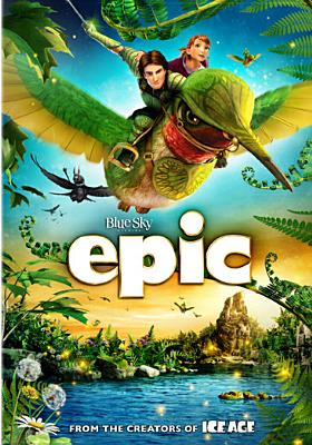 EPIC BY ANDERSON,BLAKE (DVD)